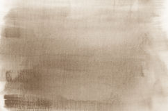 Brown painting  texture on artistic canvas Stock Photos