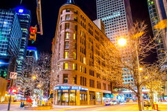 Brown Palace Hotel, Denver, Colorado stock photography