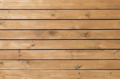 Brown panelu drewniany t?o obraz stock