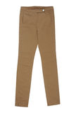 Brown pants Royalty Free Stock Photography