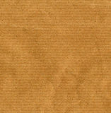 Brown paper background. Blank sheet of brown paper useful as a background Stock Image