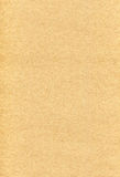 Brown paper background. The Blank brown paper background royalty free stock photography