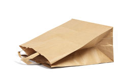 Brown Paper Bag Stock Photos