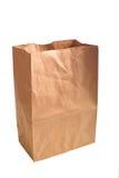 Brown Paper Bag Royalty Free Stock Photo