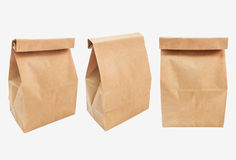 Free Brown Paper Bag Royalty Free Stock Images - 52648069