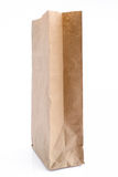 Brown paper bag with gifts Royalty Free Stock Photo