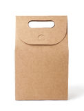 brown paper bag royalty free stock photography