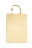 Brown paper bag Royalty Free Stock Photo