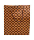 Brown Paper Bag. (Shopping Bag Royalty Free Stock Photos
