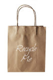 Brown Paper Bag Royalty Free Stock Images