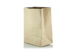 Brown paper bags Royalty Free Stock Photography