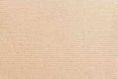Brown Paper Box texture Stock Image