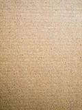 Brown paper card board Stock Image
