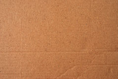 Brown paper card board for web background Royalty Free Stock Photography