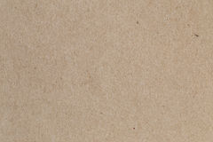 Brown Paper, Cardboard Texture For Background Stock Image