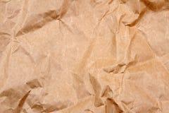 Brown paper Stock Image