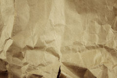 Brown paper Royalty Free Stock Photography