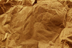 Brown paper Royalty Free Stock Photo