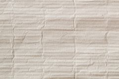 Brown Paper corrugated cardboard texture as a background for presentation, abstract recycle paper texture for design stock photo