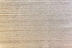 Brown Paper Division. Background brown wall. Placed an orderliness Royalty Free Stock Photo