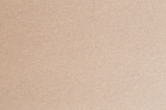 The brown paper is empty,Abstract cardboard background Royalty Free Stock Images