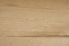 Brown paper kraft texture Stock Images