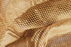 Brown paper mesh. Closeup of brown paper packaging mesh stock photos