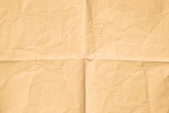 Brown paper page background Stock Photos