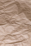 Brown paper sheet Stock Images