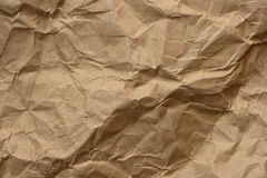 Brown paper sheet Stock Photo