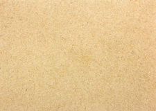 Brown paper sheet Royalty Free Stock Photos