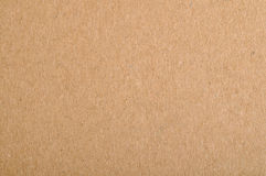 Brown paper texture. Texture of brown paper. Ecological paper with waste paper Stock Photography