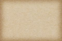 Brown paper texture for background and shadow stock photo