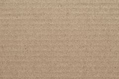 Brown paper texture background use us kraft stationery or paperboard background design.  Royalty Free Stock Photography