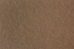 Brown paper texture close-up. Stock Images