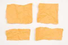 Brown-Papier lizenzfreie stockfotos