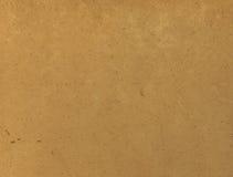 Brown papier Obrazy Stock