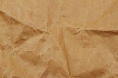 Brown papier fotografia stock