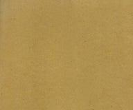 Brown papier Zdjęcia Royalty Free