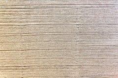 Brown-Papier-Abteilung Lizenzfreies Stockfoto