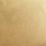 Brown-Papier als Hintergrund Lizenzfreie Stockbilder