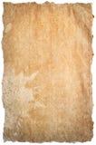 brown papier drzejący Fotografia Royalty Free