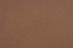 Brown-Papierbeschaffenheit Stockfoto