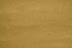 Brown-Papierbeschaffenheit Stockbilder
