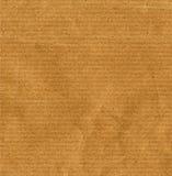Brown-Papierhintergrund Stockbild
