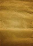 Brown-Papierhintergrund Lizenzfreie Stockfotografie