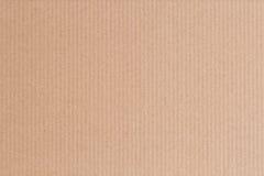Brown-Papierkasten Zusammenfassungspapphintergrund Lizenzfreie Stockfotos