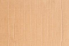 Brown-Papierkastenblattzusammenfassungs-Beschaffenheitshintergrund Lizenzfreie Stockbilder