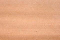 Brown papieru tło Zdjęcie Royalty Free