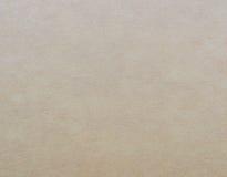 Brown papieru tekstura Zdjęcia Royalty Free